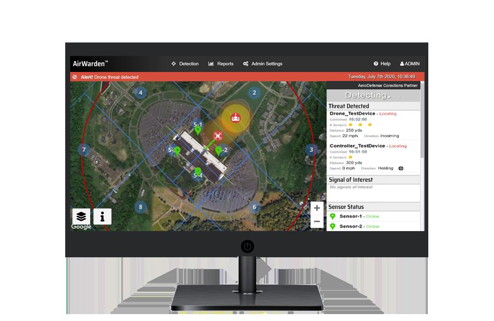 AirWarden UI
