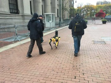 NYPD Robotic Dog – Drone Detection FAQs