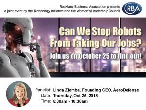 Rockland Business Association Panelist