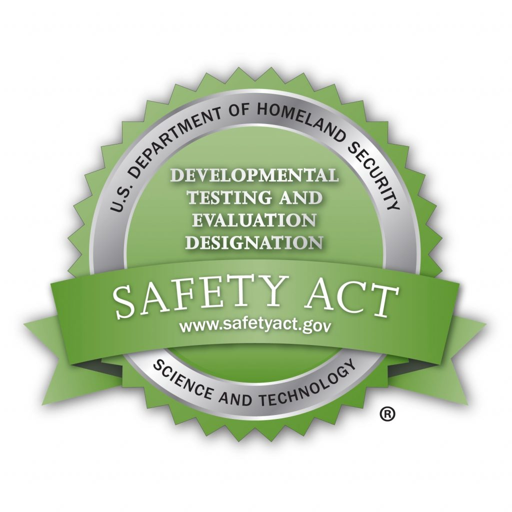 Department of Homeland Security SAFETY Act