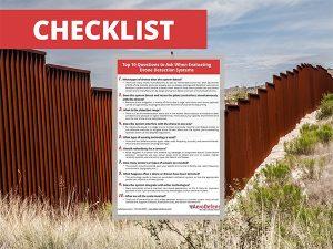 Checklist Drone Evaluation