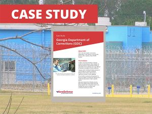 Case Study Georgia Department of Corrections