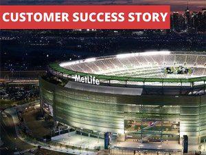 Customer Success Story MetLife Stadium