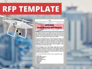 Drone Detection RFP Template