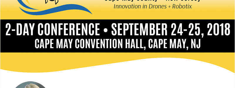 AeroDefense CEO to Speak at Cape May County UAS Conference
