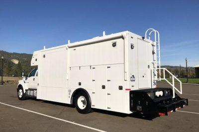 Mobile Command Center – Van Image