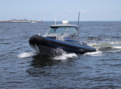Mobile Drone Detection – Marine Vessel