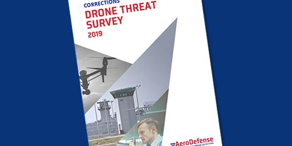 FREE Download: Corrections Drone Threat Survey 2019