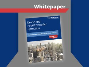 Urban Environment Drone Detection Whitepaper